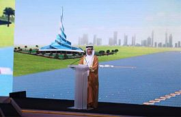 HH Sheikh Mohammed bin Rashid Al Maktoum Inaugurates 200MW Second Phase of the Mohammed bin Rashid Solar Park