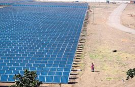 First Phase of India's 2700 MW of Solar Power Project to be Operational in June
