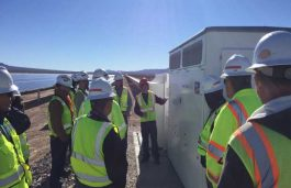 SMA Inverters Selected For Massive Copper Mountain Solar PV Project