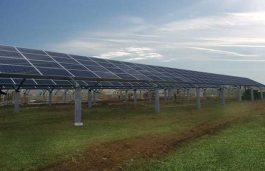 Schletter Group installs its newly developed mounting solution for greenhouse solar PV systems in China