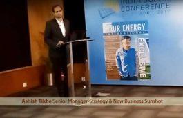 Ashish Tikhe Senior Manager-Strategy & New Business Sunshot