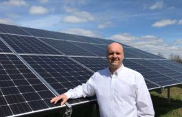 Pennsylvania Company Installs 4,000th Solar Module in time for Earth Day 2017