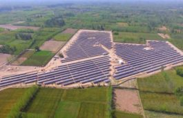 Abengoa Completes its First Solar PV Plant in India