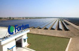 Fortum Commissions a 70 MW Solar Power Project in India