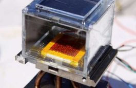 Scientists build solar-powered device that can harvest water from dry air