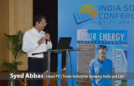 Syed Abbas, Head PV | Tmeic Industrial Systems India pvt Ltd.