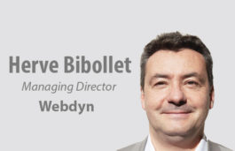 VIZ-A-VIZ with Herve Bibollet, Managing Director, Webdyn