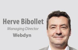 VIZ-A-VIZ with Herve Bibollet, Managing Director, Webdyn