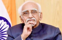 Upcoming technologies and improved cost-efficiency in renewable energy will reshape geopolitics:  Hamid Ansari
