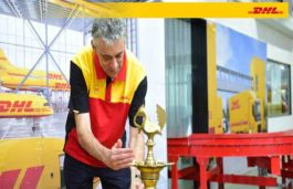 DHL inaugurates Asia Pacific's 1st solar powered Service Center in India
