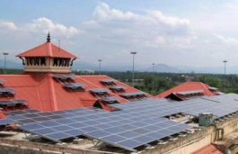 Cochin International Airport to Double its Solar Capacity