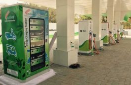 ACME launches India's 1st Battery Swapping & Charging Station with Lithium Batteries for the Electric Vehicles