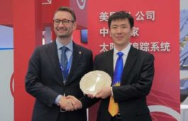 Arctracker Pro of Arctech Solar Obtains First UL2703 & UL3703 Certificates by UL in China