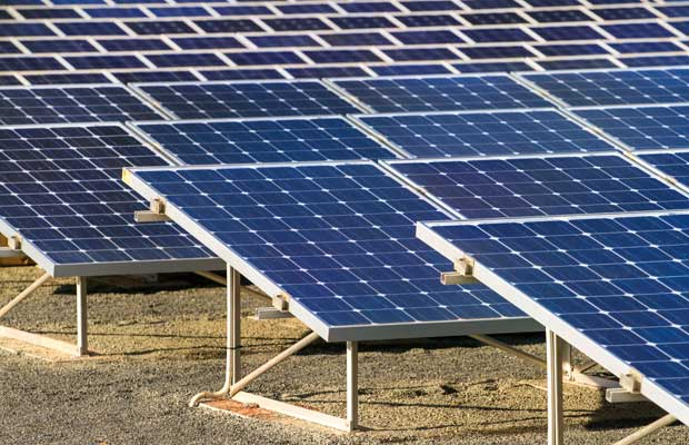 Bharat Heavy Electricals Limited (BHEL) Solar power plant