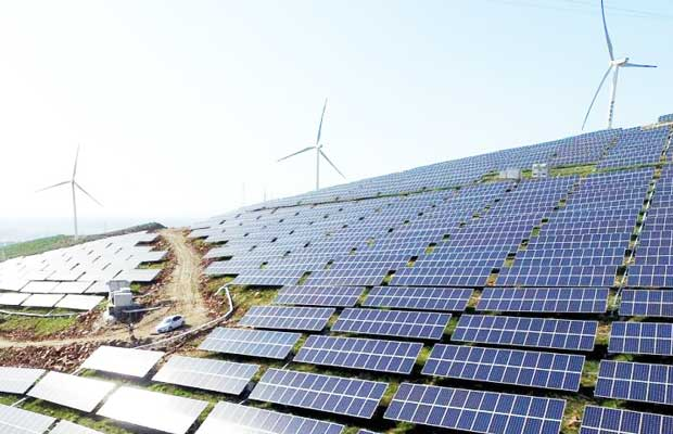 China Added 44.3 GW of Solar and 20.59 GW of Wind Capacity in 2018
