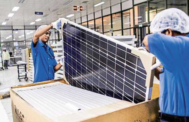 Import Duty Solar Equipment