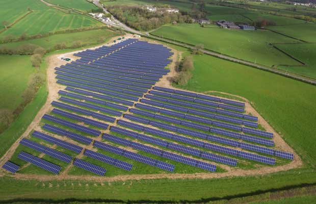 ET Energy solar power projects