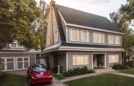 Electric car maker Tesla starts selling solar roof