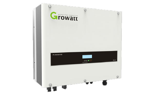 Growatt 8K-11KTL3-S Three Phase Solar Inverter