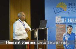 Hemant Sharma, Director | Ecosoch Solar