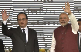 India is eyeing cooperation with African nations on the ISA