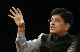 Piyush Goyal Launches 3rd ISA Programme on Scalling Up Minigrids and Microgrids