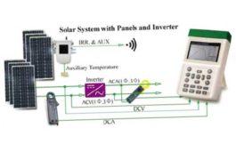 MECO Solar System Analyzer-9018BT