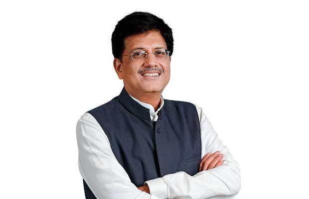 Piyush Goyal Minister