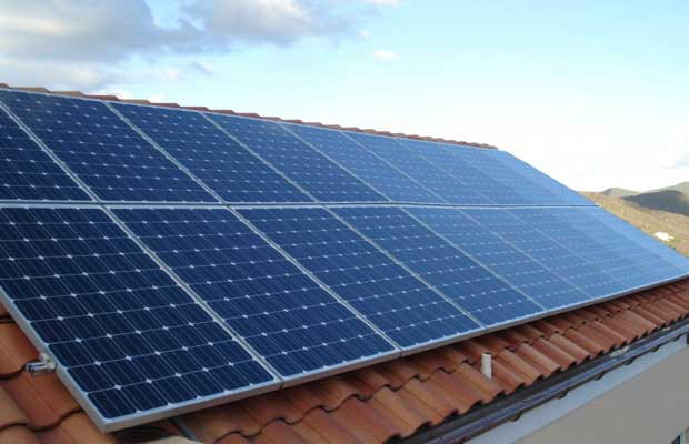 Inclusion of Solar Power in Building