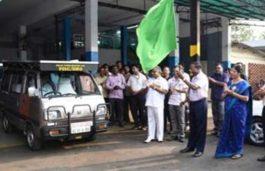 ISRO Unveils Indigenously Designed Solar Hybrid Electric Car