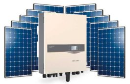 Sungrow Wins 200MW of PV Inverters Deal with Blue Capital Management