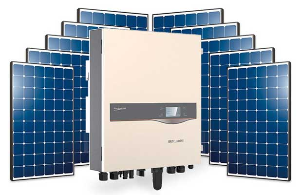 Sungrow solar PV Inverters