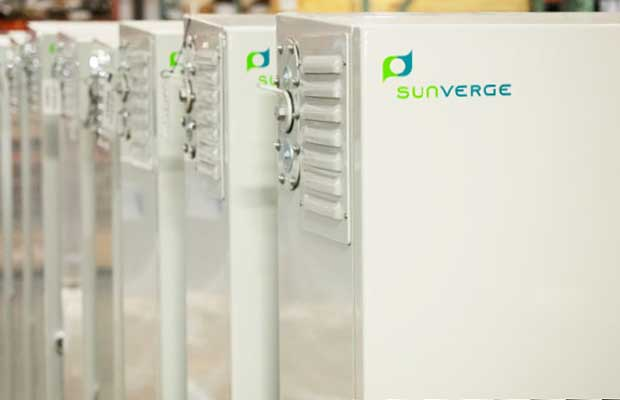Sunverge Advanced AC-coupled Energy Storage System
