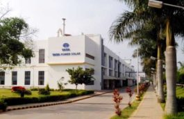 Tata Power Solar and Dell India Have Built India's Largest Vertical Solar Farm