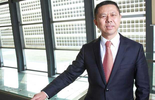 Trina solar chairman and CEO Jifan Gao