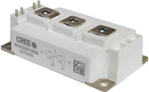 Wolfspeed Achieves All-SiC 1.2kV power Module