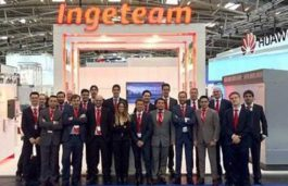 Ingeteam to showcase its latest developments for the solar energy sector, energy storage at Intersolar Europe 2017