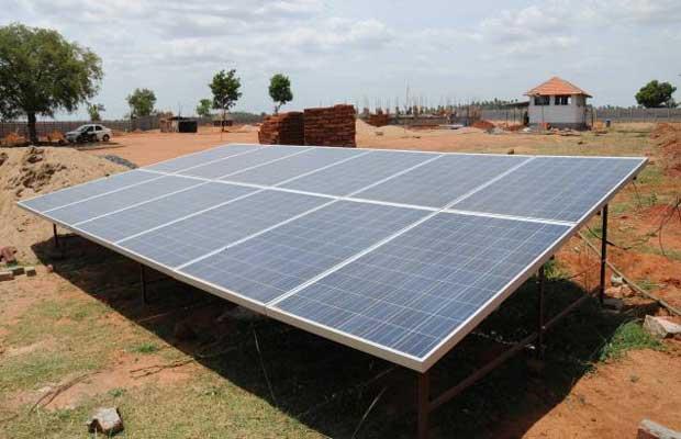 solar power in Jharkhand