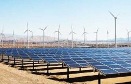 Filipino, Chinese Firms Launch Wind and Solar Power Plants