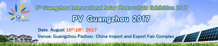 9th Guangzhou International Solar PV exhibition