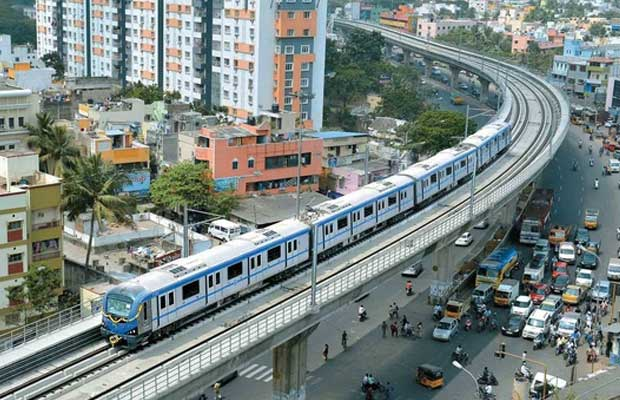 Chennai Metro Solar Power
