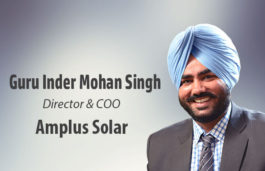 GST Arrests the Slide and May Lead to a Temporary Standstill in Demand: Guru Inder Mohan Singh, Director & COO, Amplus Solar