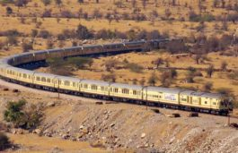 Indian Railways to Reduce Emission by 33 Percent by 2030