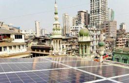 Minara Masjid, the first shrine in Mumbai that tapped solar power cuts power bill by half