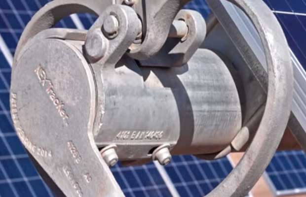 NEXTracker Solar Tracker