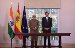 Strong economic growth of India offers many opportunities for Spanish firm: PM Modi