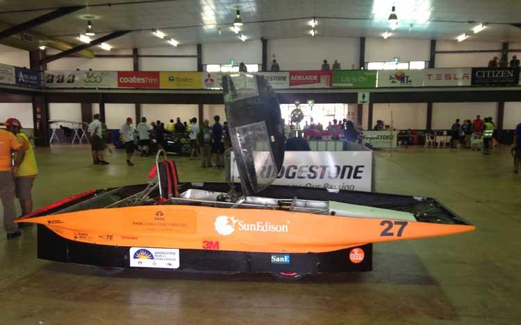 RVC Solar car