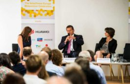 European Energy Leaders Discusses Solar Powering Digital Energy Transition