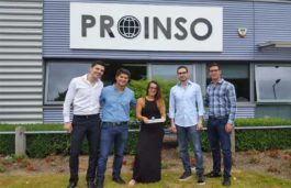 Proinso's Mounting Structures Selected for 2 MW Rooftop Solar Project in Honduras