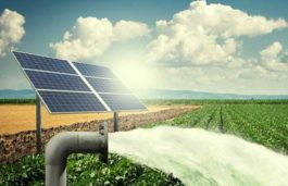 Solar Irrigating: Farmers not only selling excess power but also saving ground water